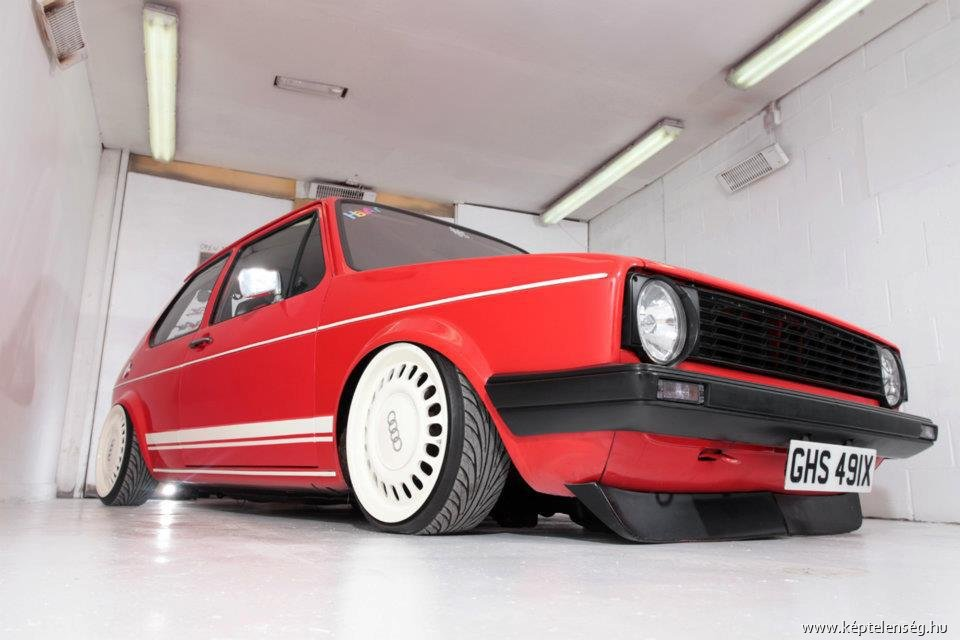 Vw Golf mix