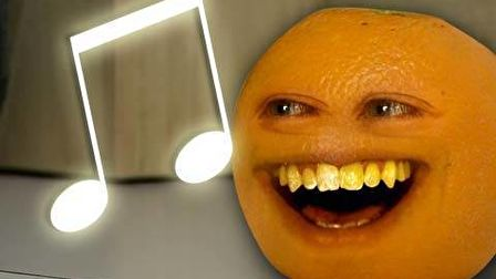 Annoying Orange and Apple iPhone