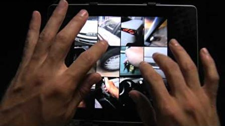 MadPad for iPhone and iPad Car Remix