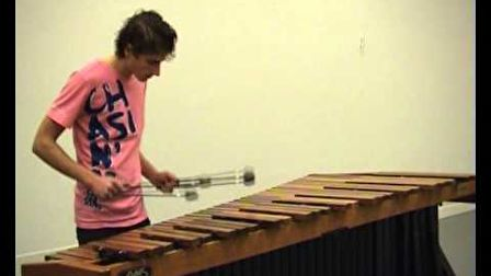 Coldplay - Viva la Vida on Marimba