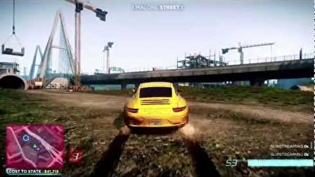 NFS - Most Wanted E3 2012
