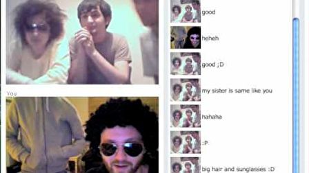 Chatroulette freaky weener show
