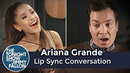 Jimmy Fallon vs Ariana Grande