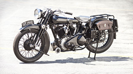 A Brough Superior
