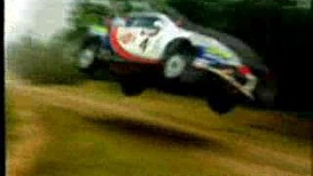 Colin McRae - McCrash