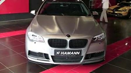BMW Hamann tuning