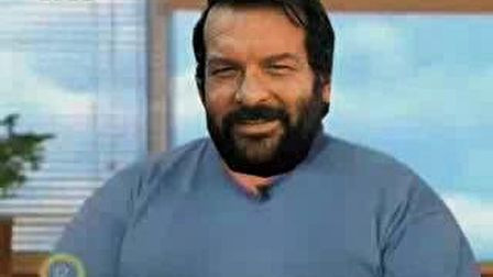 Bud Spencer vs. Arnold