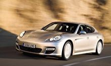 Sport limuzin- Porsche Panamera