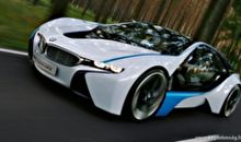 BMW Vision EfficientDynamics Concept Unveiled