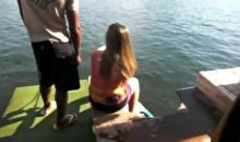 Wakeboard Fail