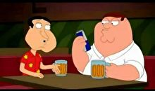 Peter Griffin és a Red Bull