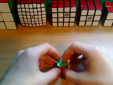 Rubik Kocka Vilgrekord 0.064 mp