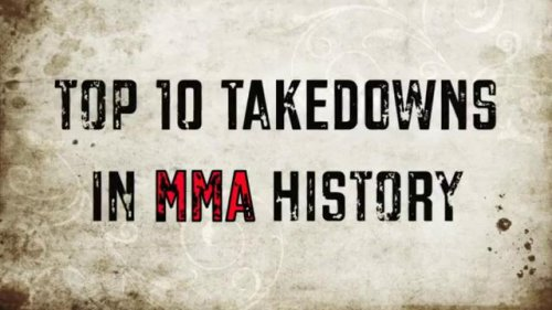 Top 10 MMA fldrevitel