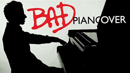 Michael Jackson - Bad  by Péter Bence