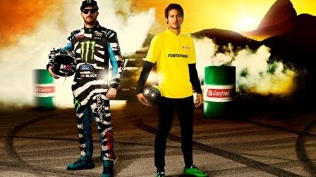 Footkhana: Neymar Jr. vs Ken Block