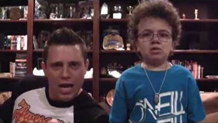 Keenan Cahill Vs The Miz - I Came To play