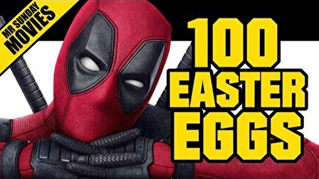 100 DEADPOOL Easter Eggs, Secret Cameos & References