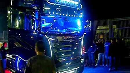 Scania discoteche by Acconia