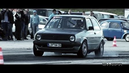 VW Golf 2 4Motion 1013PS