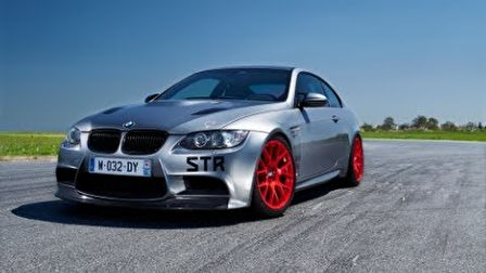 0-280 km/h : BMW M3 E92 G-Power 630 ps (Motorsport)