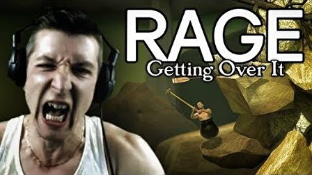RAGE GAME INDUL - GETTING OVER IT