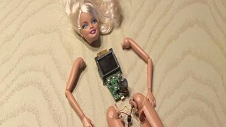 Barbie Hackelve!!!