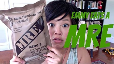 MRE - Meal, Ready to Eat