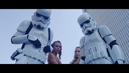 Star Wars Rebels vs Stormtroopers Dance Battle