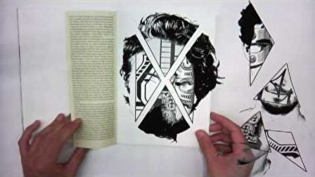 Jekyll and Hyde Augmented Reality Book