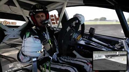 KEN BLOCK'S GYMKHANA THREE BONUS