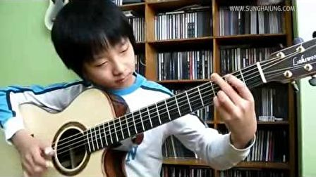(Eagles) Hotel California - Sungha Jung