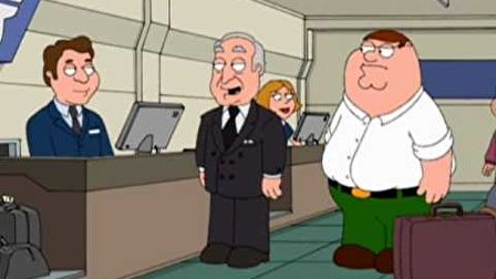 Family Guy - Robert Loggia