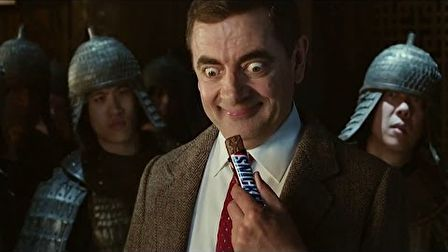 Mr Bean és a Snickers