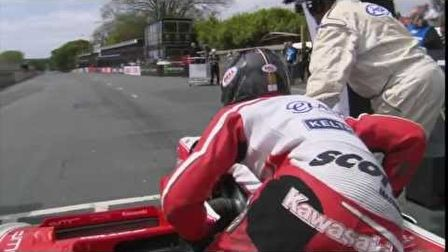 Isle of Man TT 2013 Sidecar Race Compilation