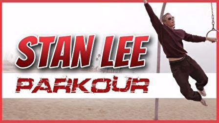Stan Lee parkour