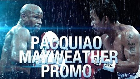Pacman vs. Maywather promo