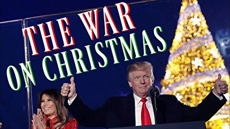 BING BONG Merry Christmas // Songify the News, War on Christmas Edition