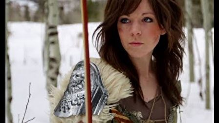 Skyrim - Peter Hollens & Lindsey Stirling