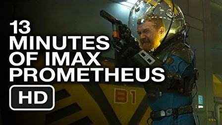 Prometheus IMAX Super Slow Motion