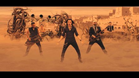 "MYRATH ""BELIEVER"" Official Music Video"