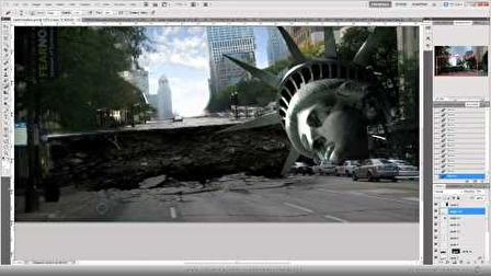 Photoshop Speed Art