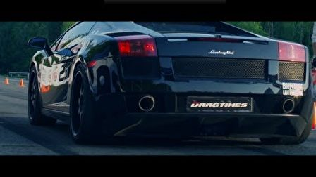 Lamborghini Gallardo  Twin Turbo 405 km/h