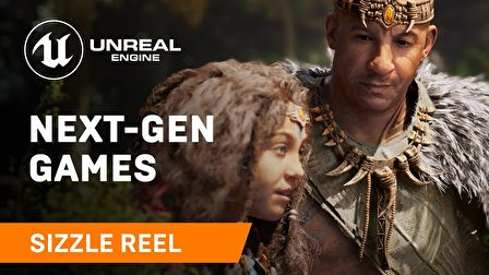 Next-Gen Games Sizzle Reel | December 2020 | Unreal Engine