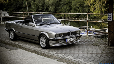 BMW E30 from Heaven