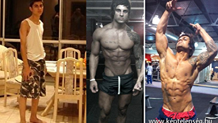 Zyzz Shreddedshian a Legenda