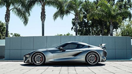 Toyota FT1 Graphit Concept