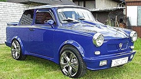 Trabant modding