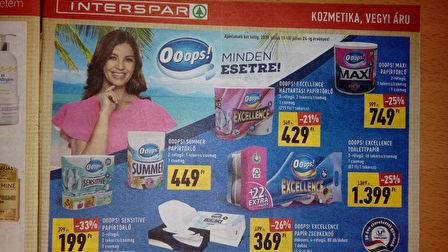 Interspar Nóra