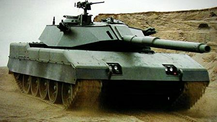A Jaguar MBT