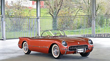 Chevrolet Corvette roadster (1955)